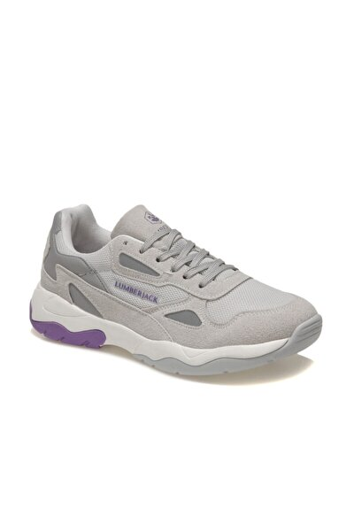 GRACE 1FX Gri Kadın Sneaker Ayakkabı 101016253