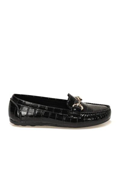 LENA 1FX Siyah Kadın Loafer Ayakkabı 101044383
