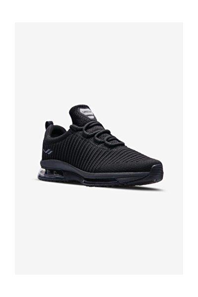 Kadın Siyah Sneaker Ayakkabı 20bau00artvu-633