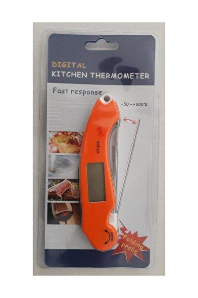 Dijital Yemek Gıda Mutfak Termometre Sıcaklık Ölçer Kt-600