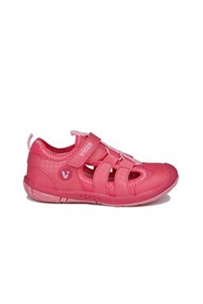 Kız Çocuk Pembe Sunny Sandalet