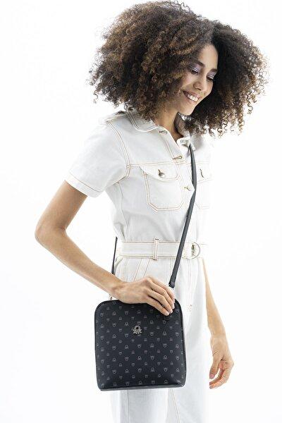 Kadın Siyah Çapraz Çanta Bnt497