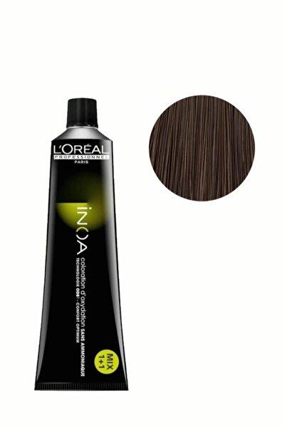 Yoğun Kumral Oksidansız Saç Boyası 6,0 3474630491717
