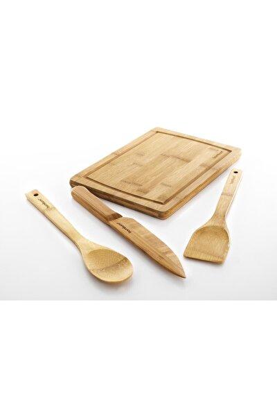 Tofu Bambu Mutfak Seti
