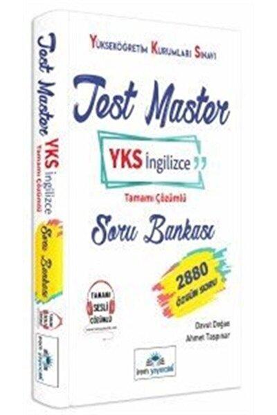 Test Master Yks Ingilizce Tamamı Çözümlü Soru Bankası