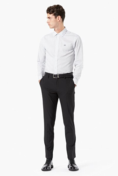 Erkek Smart 360 Flex Alpha Chino, Slim Fit Pantolon