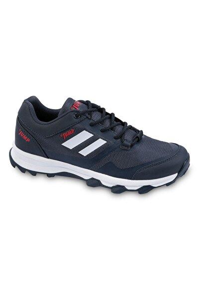 24904 Lacivert Bağcıklı Erkek Sneaker Ayakkabı