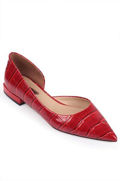 Capone 030 Kadın Topuklu Ayakkabı