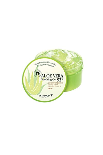 Aloe Vera 93% Ferahlatıcı Nemlendirici Jel (AFTER SUN) 300ml