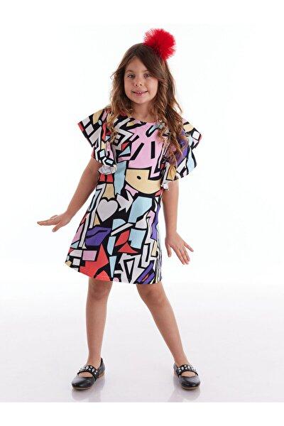Colorful Kız Elbise