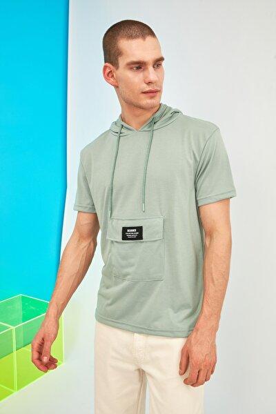 Min Erkek Regular Fit T-Shirt TMNSS21TS1723