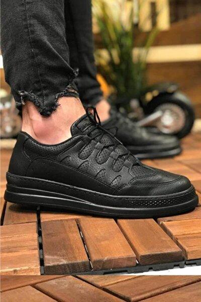 Ch Ch040 St Erkek Ayakkabı Siyah