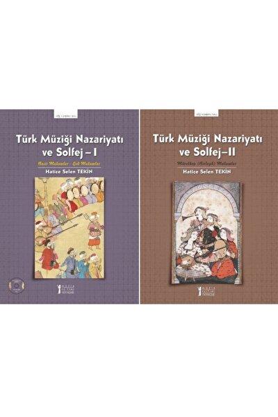Türk Müziği Nazariyatı Ve Solfej 1 Ve 2 Kitap Set