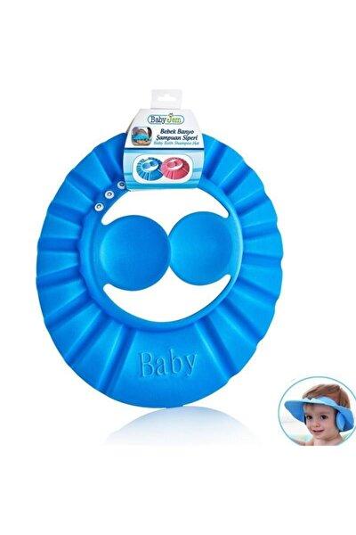 Mavi Bebek Banyo Siperi