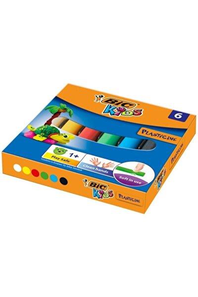 Plastelina Kurumayan Oyun Hamuru 6 Renk