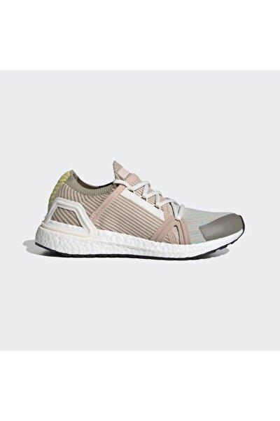 Kadın Gri Bağcıklı Koşu Ayakkabısı