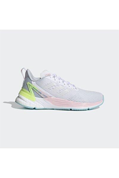 Kadın Beyaz Bağcıklı Koşu Ayakkabısı