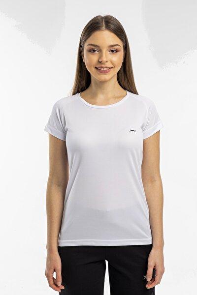 RELAX Kadın T-Shirt Beyaz ST11TE050