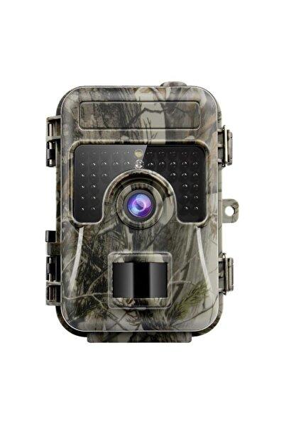 16 Mp 1080p 38 Led Pır Sensörlü Fotokapan Kamuflaj Kamera Hh-662v2