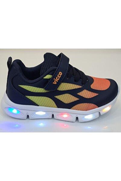Erkek Çocuk Işıklı Günlük Spor Ayakkabıları 346p21y115