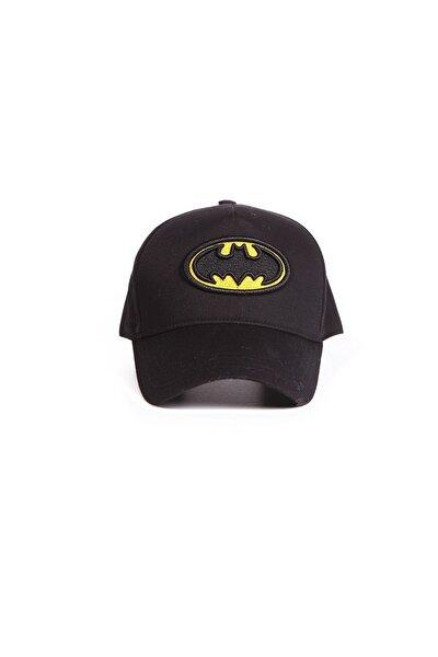 Siyah Yarasa Icon Şapka