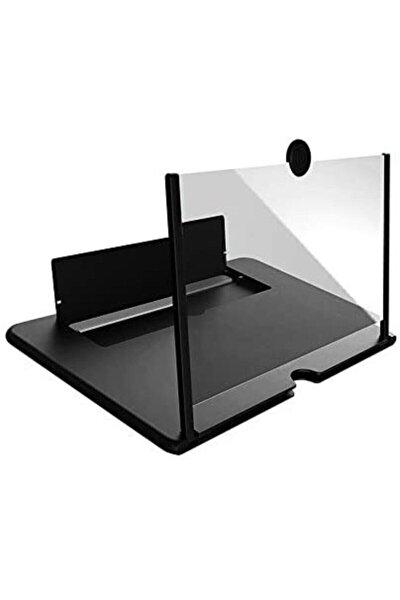 Telefon Ekran Büyüteci Görüntü Büyütme Geniş Ekran Video Ekran Büyütücü 3d Büyüteç