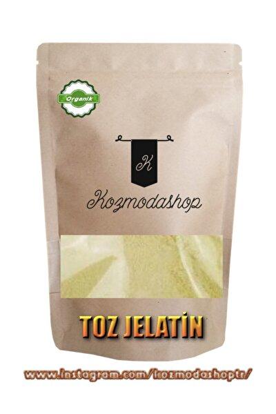 Toz Sığır Jelatin ( % 100 Saf Sığr Domuz Içermez) 250 gr Toz Jelatin 250gr