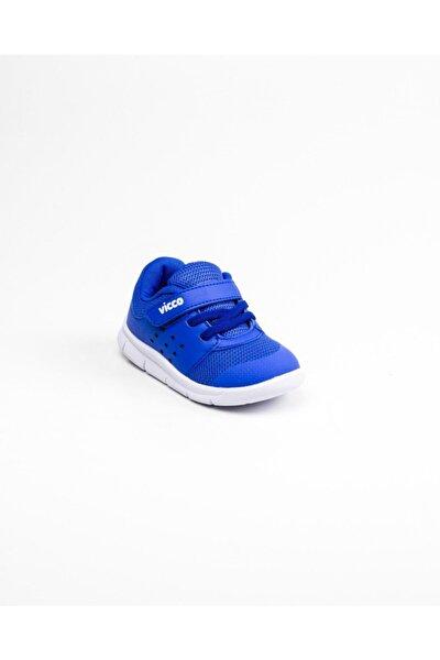 Erkek Bebek Mavi  Mario Ilk Adım Spor Ayakkabı 346.e20y.200