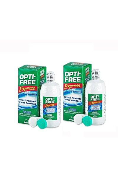 Opti Free Express 2li Paket 355ml Lens Solüsyonu