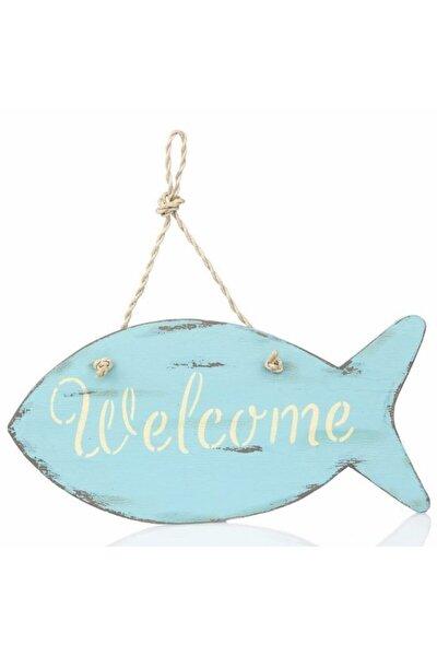 Balık Welcome Kapı Süsü