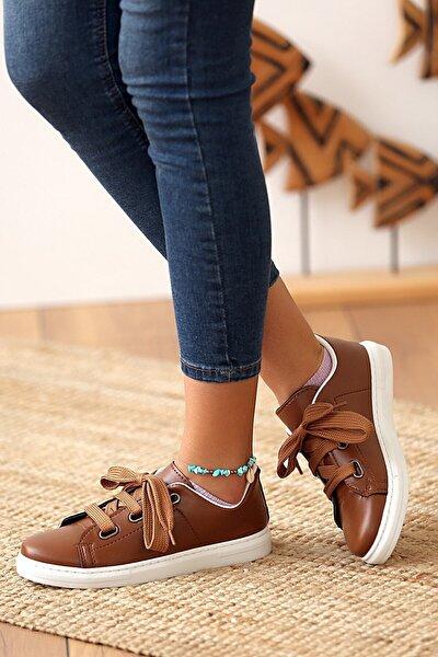 Taba Kadın Sneaker