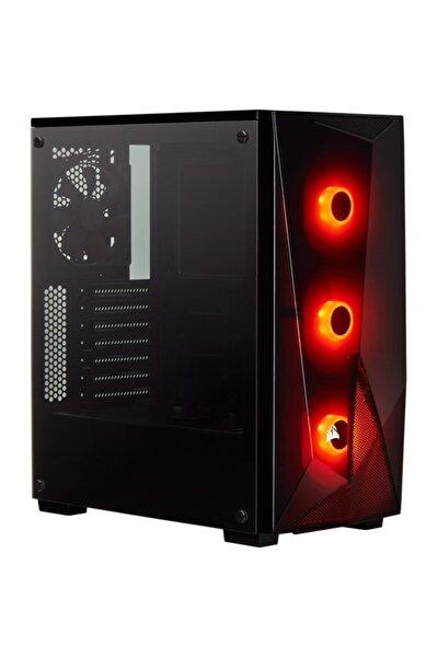 Cc-9020132-eu Spec Delta Rgb Mid Tower Bilgisayar Kasası - Cv650 80+ 650w Güç Kaynağı