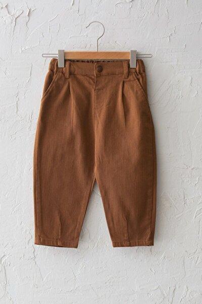 Erkek Bebek Açık Kahverengi H4M Pantolon