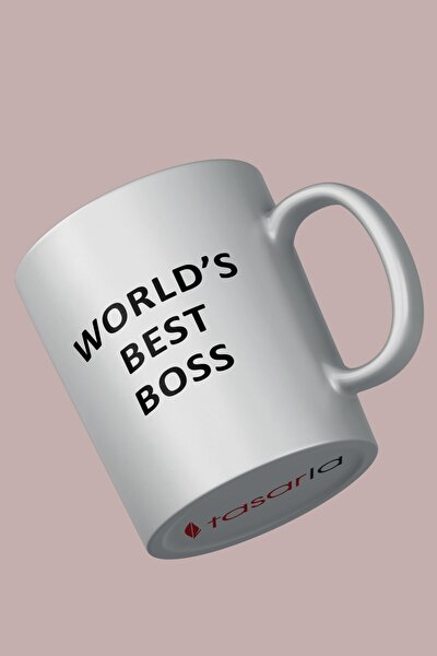 The Office - Worlds Best Boss Kupa Bardak