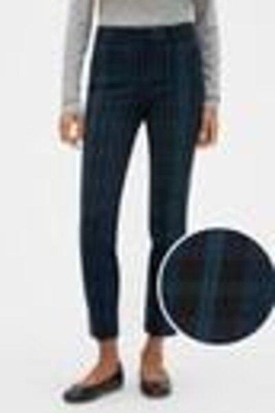 Skinny Ankle Pantolon