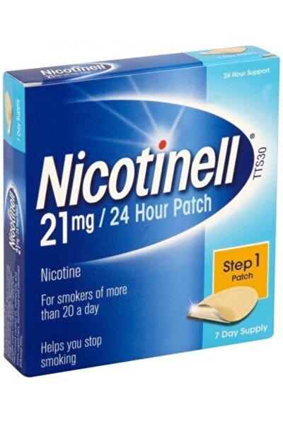 21 Mg/24 Saat Nikotin Bandı 7 Transdermal Flaster 1. Adım
