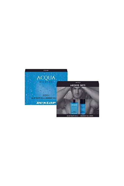 Acqua Mavi Erkek Parfüm 100 +150 Ml Deo