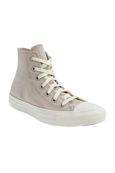 Kadın Krem Sneaker