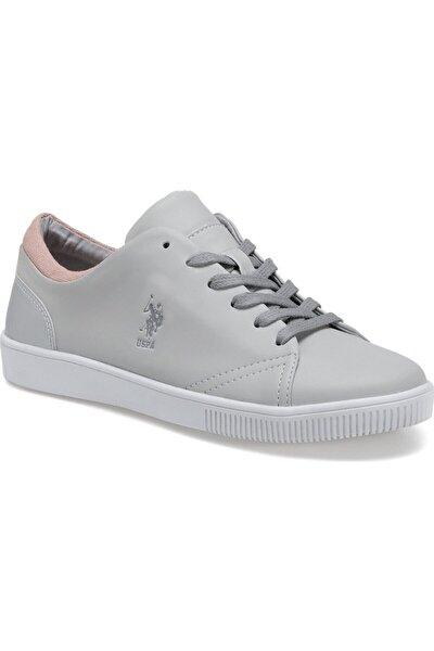 REST Gri Kadın Basic Casual Ayakkabı 100504860