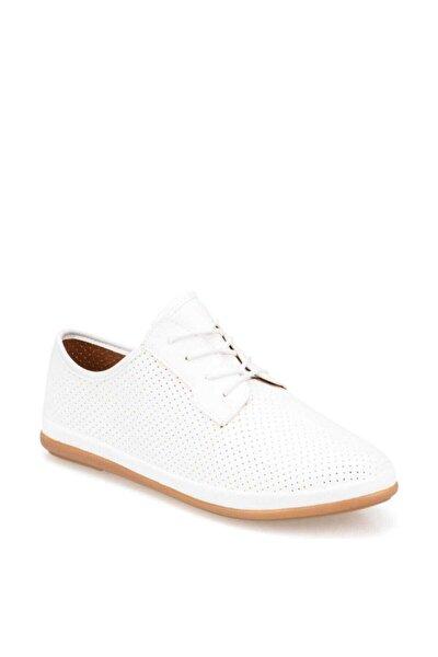 91.157318.Z Beyaz Kadın Ayakkabı 100351394