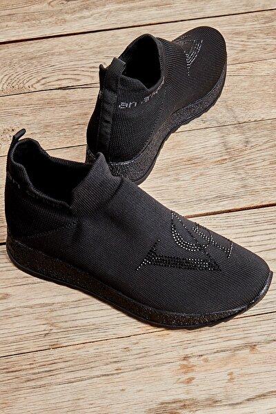 Siyah Kadın Sneaker K01816050582