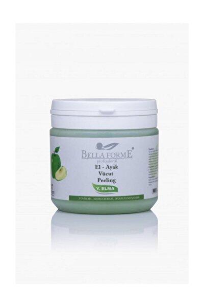 Yeşil Özlü El Ayak ve Vücut Peelingi  800 ml
