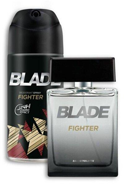 Fighter Edt 100 ml Erkek Parfüm+ Deodorant 150 ml Set