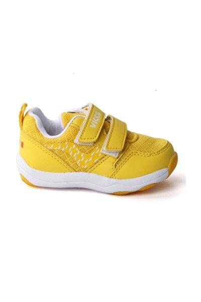 Unisex Çocuk Sarı Günlük Spor Ayakkabı 313.19k.125
