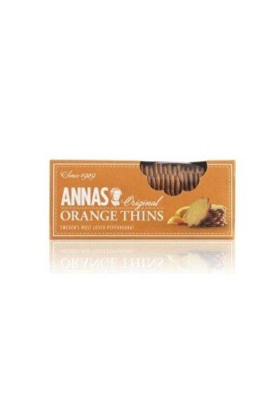 Anna's Portakallı Bisküvi 150 gr