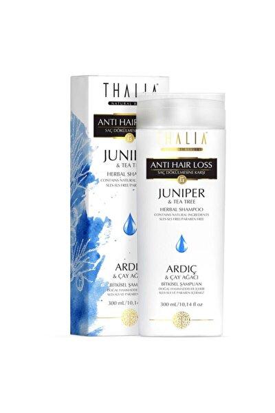 Ardıç Ve Çay Ağacı Yağlı Saç Dökülmesine Karşı Etkili Şampuan - 300 ml