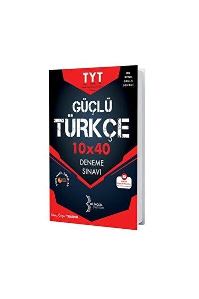 Yayınları 2021 Tyt Güçlü Türkçe Deneme Sınavı