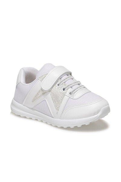 615182.P1FX Beyaz Kız Çocuk Spor Ayakkabı 101010985