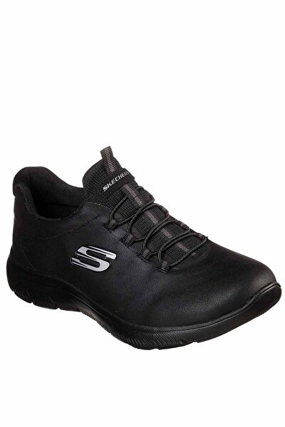 SUMMITS Kadın Siyah Spor Ayakkabı