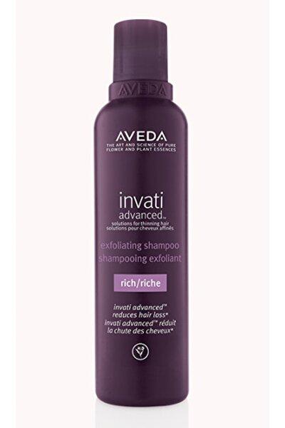 Invati Advanced Saç Dökülmesine Karşı Şampuan: Zengin Doku 200ml 018084016824